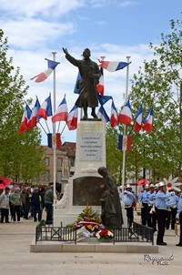 commemoration gaillac